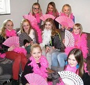 make-up feestje thuis in Almere